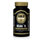 GOLD NUTRITION BCAA'S X 180 COMP