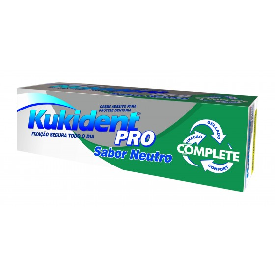 KUKIDENT PRO COMP NEUTRAL CREAM PROTESE 70 G