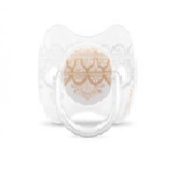 SUAVINEX COUTURE FISIO SILICONE PADDER 0-4M WHITE