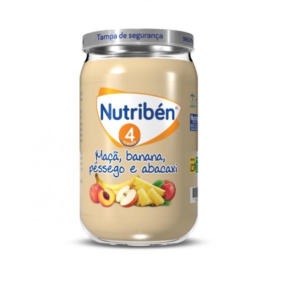 NUTRIBEN BOIAO 6 MACA BAN PESSEG ABACA235G