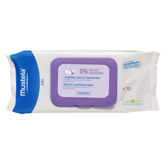MUSTELA DRINKS MUCH TOILET CLEANING WIPE X 70