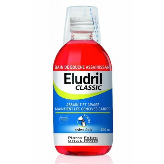 ELUDRIL CLASSIC MUTTER 200ML